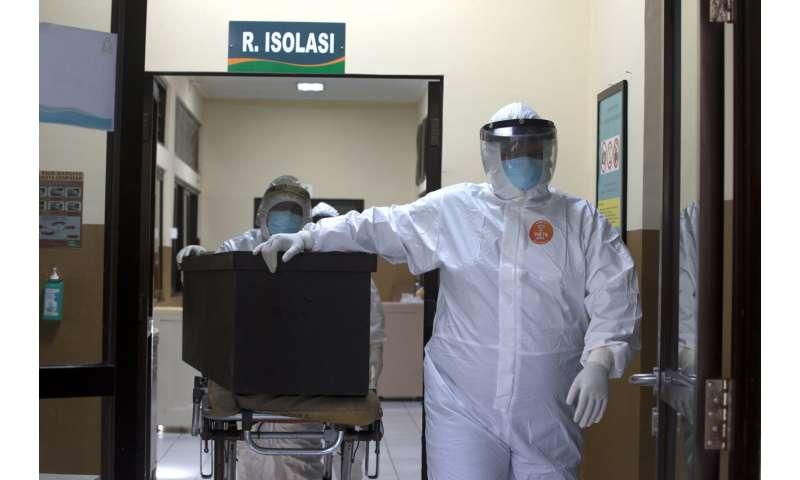 Livrările de vaccin cresc în timp ce varianta virusului delta trântește Asia