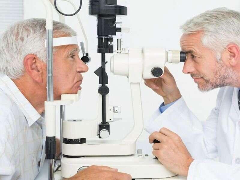 Afectarea vederii legată de declinul cognitiv