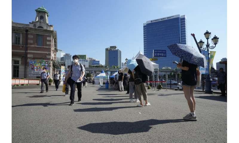 Ultima creștere a virusului din Coreea de Sud se extinde în afara capitalului