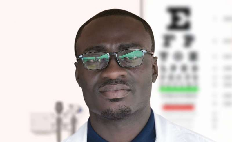 oftalmológ
