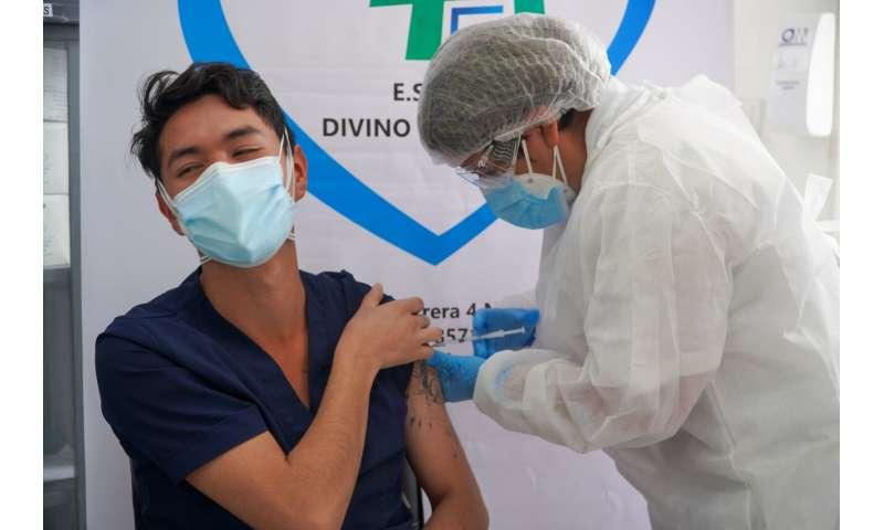 Studie zjistila, že váhavost vakcín je v chudších zemích nižší