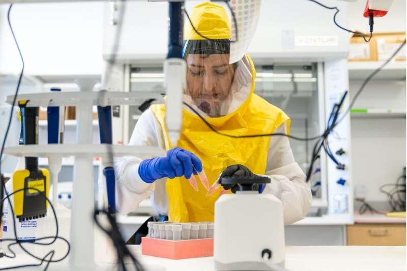 O teste COVID-19 da Virginia Tech demonstra poder e versatilidade dos laboratórios acadêmicos
