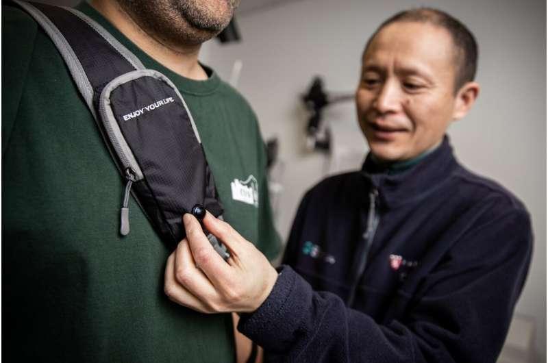 Dispozitivele purtabile pot reduce riscul de coliziune la persoanele nevăzătoare și cu deficiențe de vedere