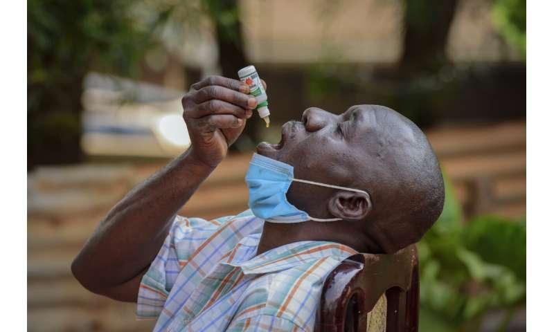 Inechitate de vaccin: în interiorul cursei gâtului pentru a asigura dozele