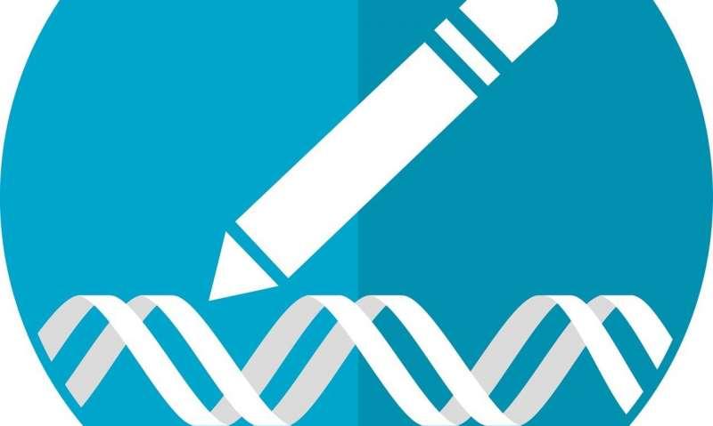 επεξεργασία γονιδίων