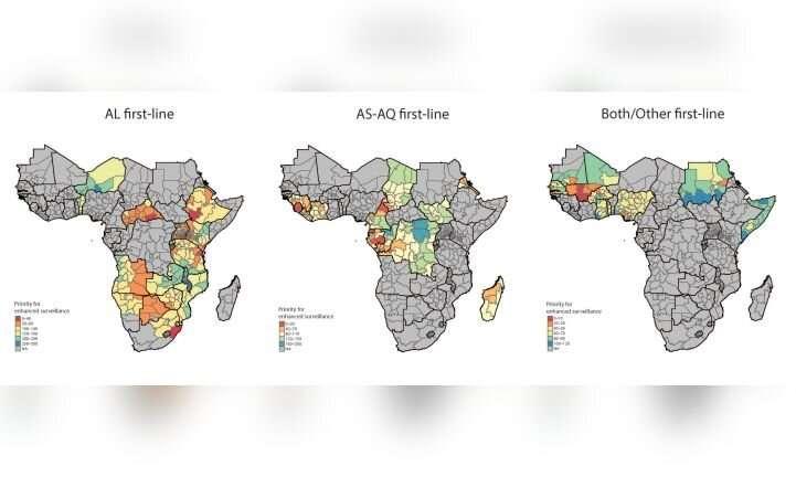 Rezistența la medicamentele antimalarice măsurată, cartografiată de cercetătorii YSPH