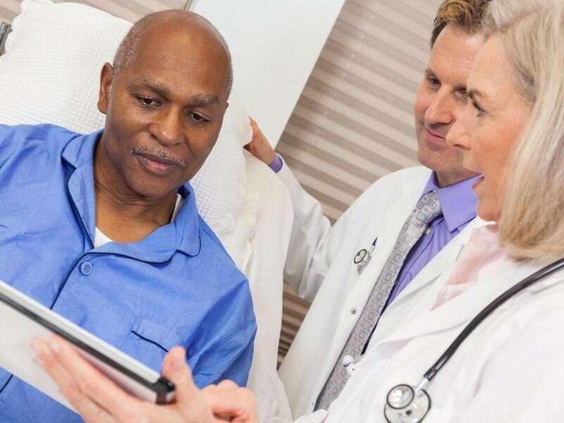 Pasien kulit berwarna lebih kecil kemungkinannya untuk mendapatkan perawatan spesialis dibandingkan pasien kulit putih