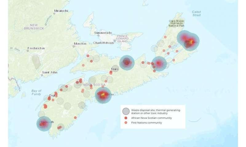 Rasismul de mediu: un nou studiu investighează dacă Nova Scotia aruncă rate de cancer în comunitatea neagră din apropiere