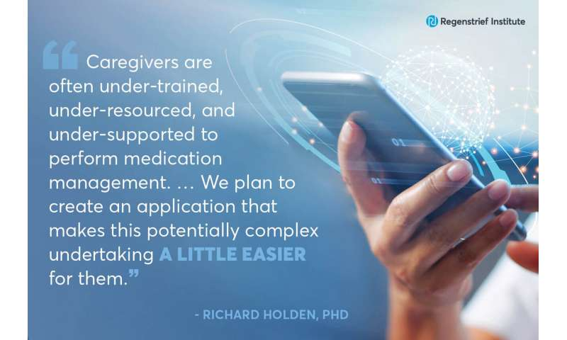 Folosirea tehnologiei pentru a ajuta îngrijitorii informali să gestioneze medicamentele pentru pacienții cu demență