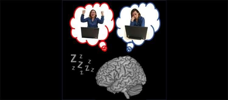 Waar denkt het slapende brein aan?