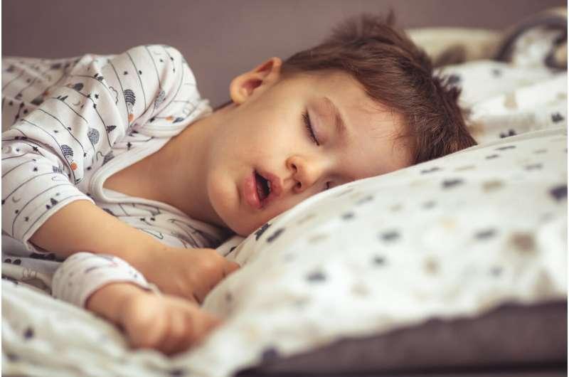 Tidur anak-anak: check-in sebelum Anda mematikan