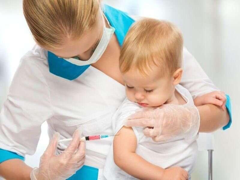 Model schat routinematige doses van kindervaccins die in 2020 zijn gemist