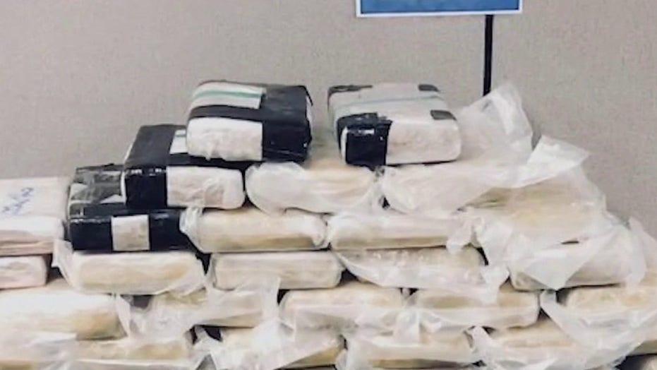 Aumento de overdoses fatais de drogas à medida que o fentanil é derramado na fronteira sul