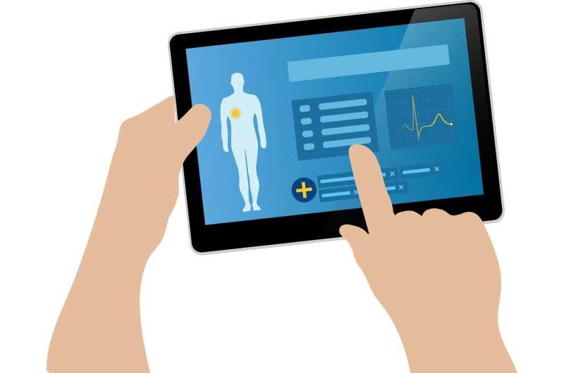 Elektronické zdravotní záznamy
