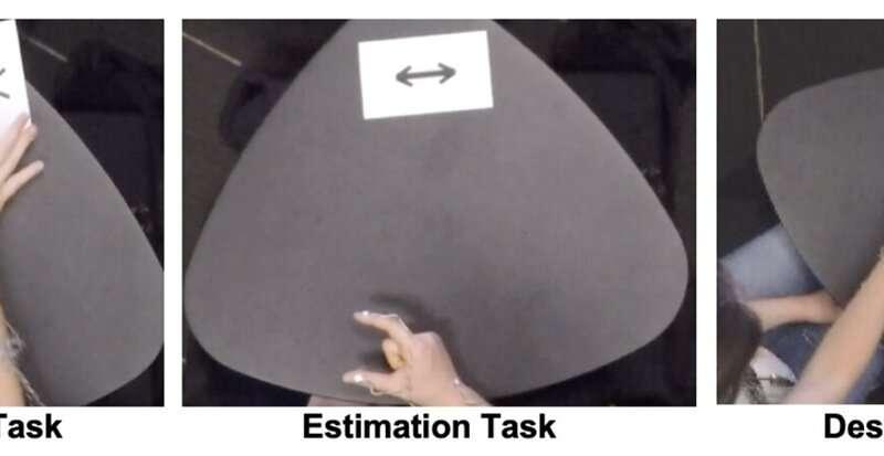 Che dimensioni ha un oggetto? La tua descrizione potrebbe dipendere dalle tue intenzioni