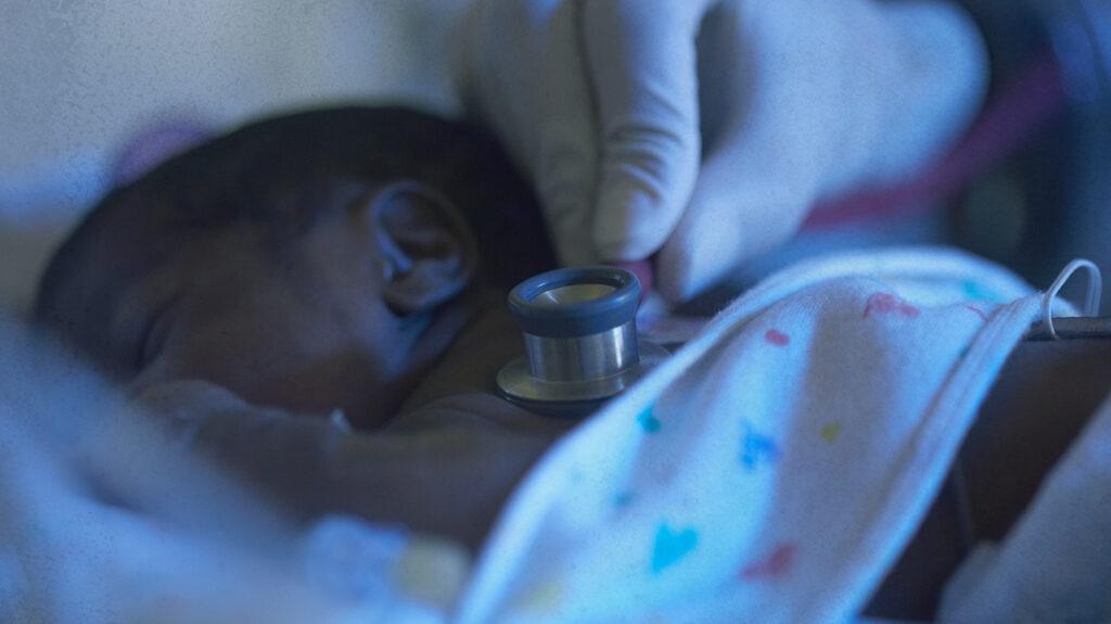 Predčasne narodené deti