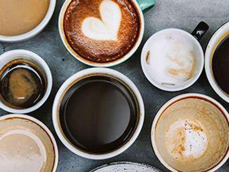 Káva vám nenaruší tep. mohlo by to dokonca upokojiť