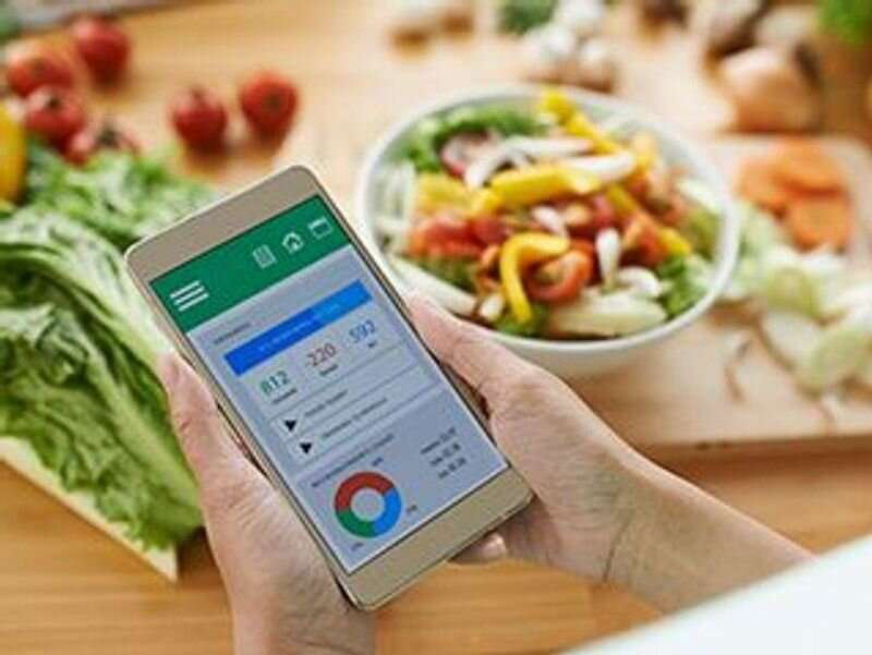 Digitální vlastní monitorování účinné při hubnutí a zdravém životním stylu